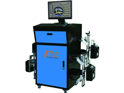 DII Truck & Trailer  Wheel Alignment